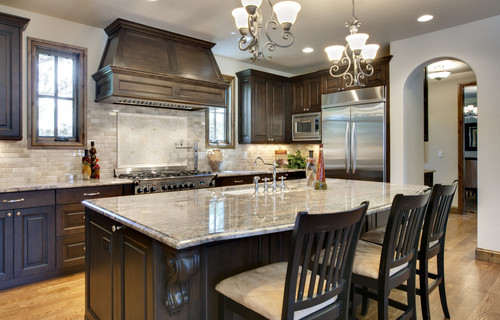 Light Granite Countertops
